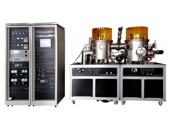 JGP-560型雙室磁控濺射